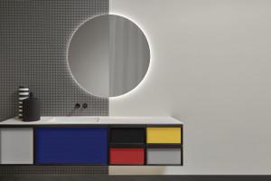 Antonio Lupi z nową kolekcją inspirowaną twórczością Pieta Mondriana