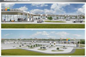 Nowa bryła handlowa w Inowrocławiu