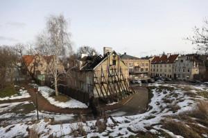 Plac Wałowy w Gdańsku. Zabytkowy budynek zostanie odrestaurowany