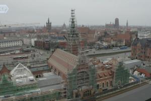 Dworzec Gdańsk Główny znowu z witrażami