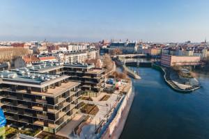 We Wrocławiu powstaje nowy bulwar