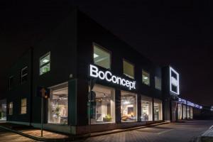 Zaglądamy do środka pierwszego salonu BoConcept w Poznaniu