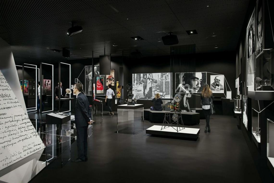 Trwają prace nad największą w kraju wystawą o historii kina. To projekt Ns Moon Studio