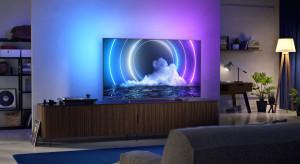 Philips wypuszcza nową kolekcję telewizorów na rok 2021