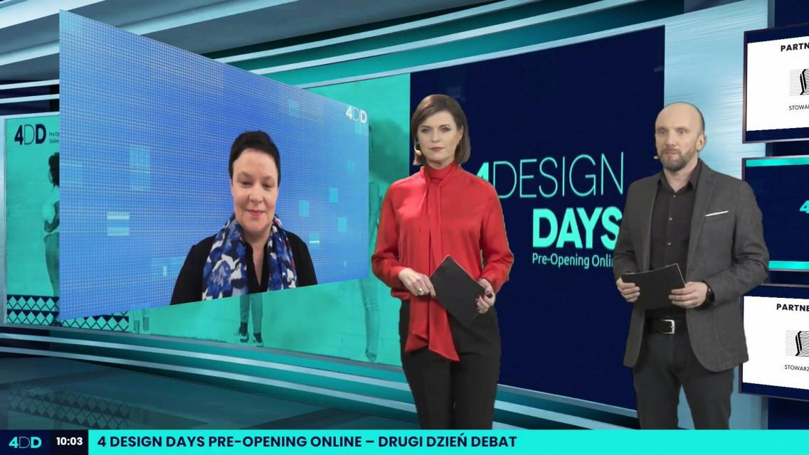 Architektura potrafi reagować na nowe. Podsumowujemy 4 Design Days Pre-Opening Online
