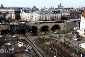 Nowe przystanki, wiadukty i mosty. Duża inwestycja w Krakowie