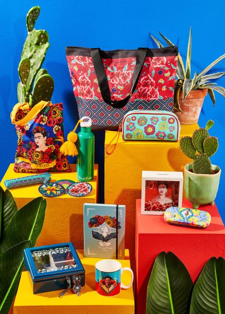 Gadżety zainspirowane sztuką i stylem Fridy Kahlo