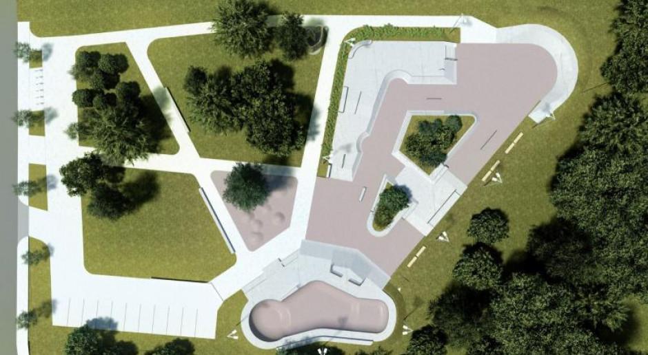 To będzie najnowocześniejszy skatepark w Szczecinie