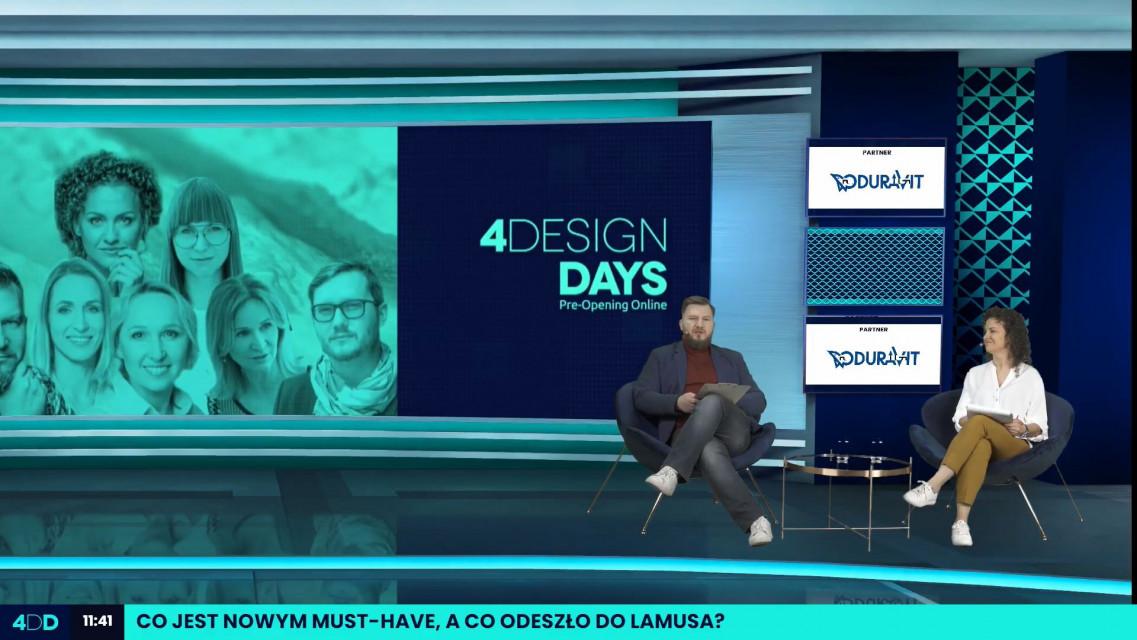 4 Design Days: Mieszkaniowe trendy. Co zmieniła pandemia?