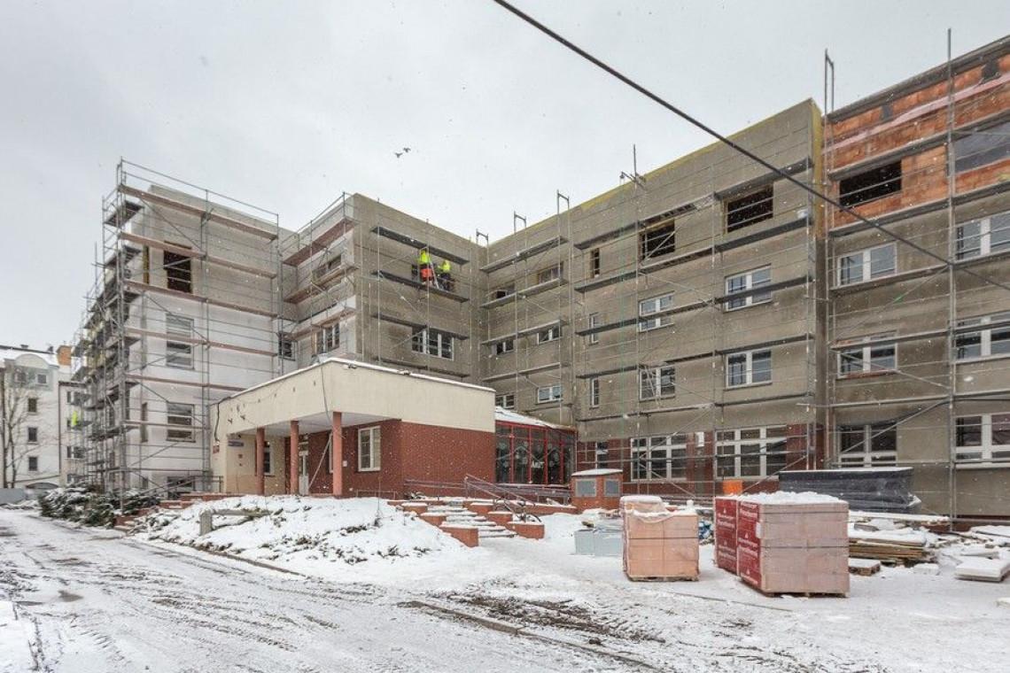 """Prace budowlane w toruńskim """"Korczaku"""" zakończone. Rusza etap wyposażania obiektu"""
