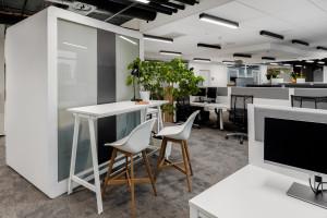 Komfort pracy, ekologia i górskie klimaty. Zajrzeliśmy do nowej siedziby BNP Paribas Real Estate