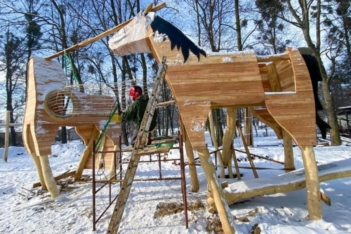 We Wrocławiu powstaje niezwykły plac zabaw