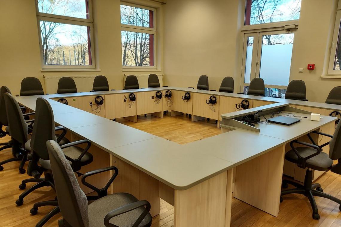 Wyremontowano Zespół Szkół Handlowych w Sopocie