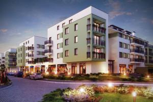 Zielone skwery i place zabaw - nowa infrastruktura na krakowskim osiedlu