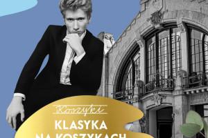 Hala Koszyki z muzyka klasyczną. Setny koncert online
