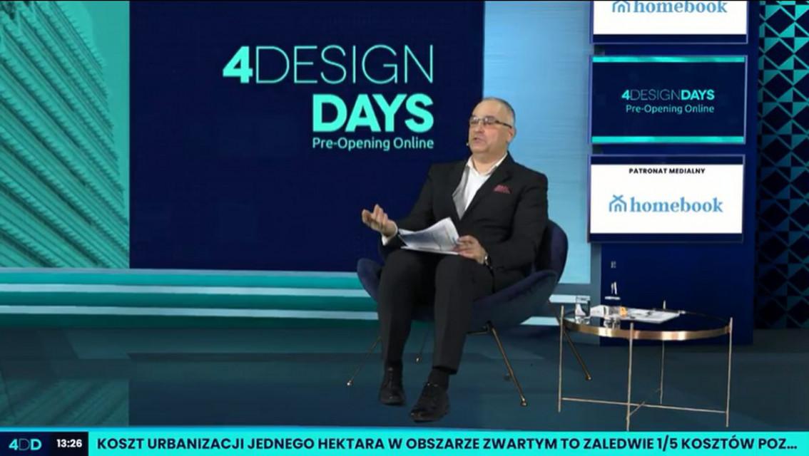 4 Design Days: Jak budować w erze zrównoważonego rozwoju?