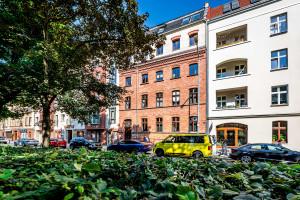 Nowoczesne wnętrze z dobrym designem tuż obok stuletnich poznańskich kamienic