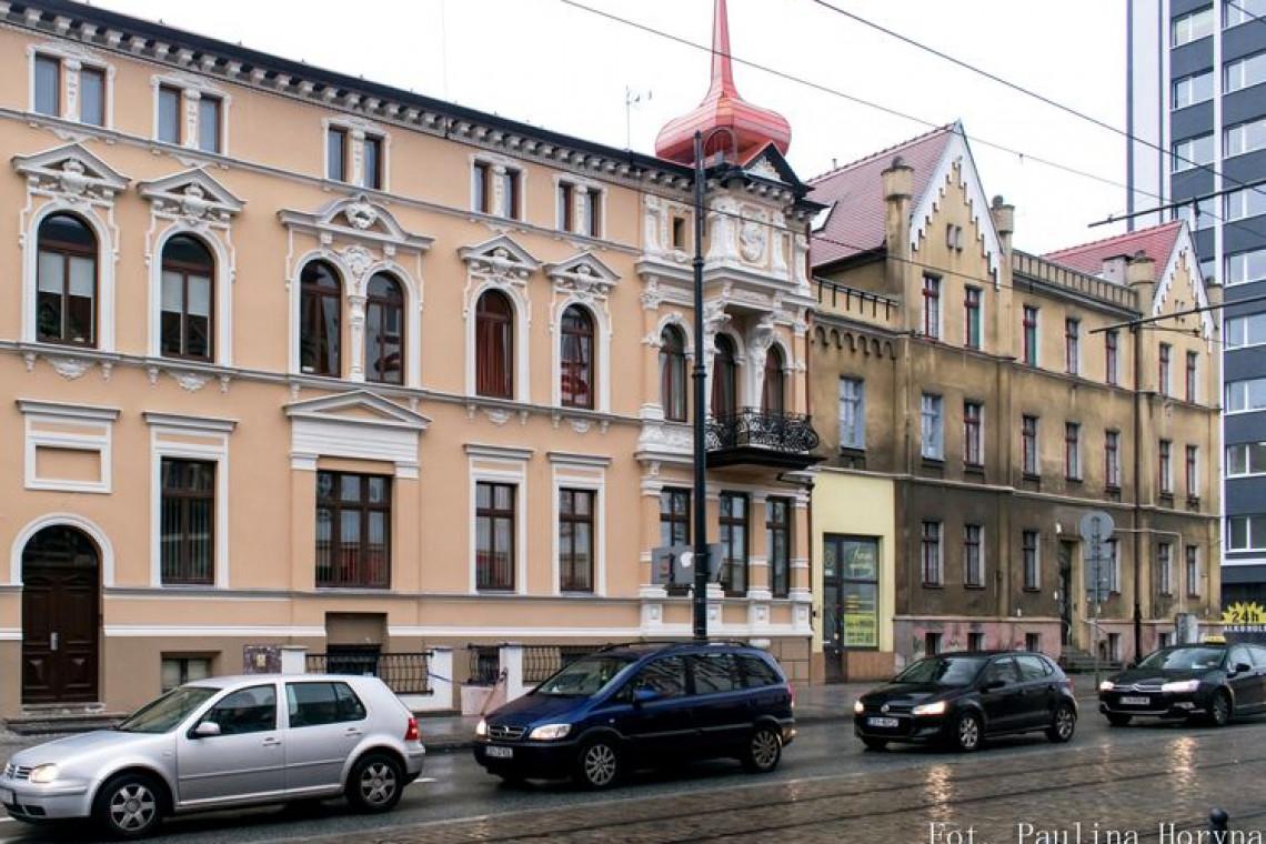 Dawny hotel przy ul. Dworcowej w Bydgoszczy wypięknieje