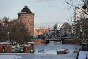 Gdańsk w budowie. Trwa II etap zabudowy Wyspy Spichrzów