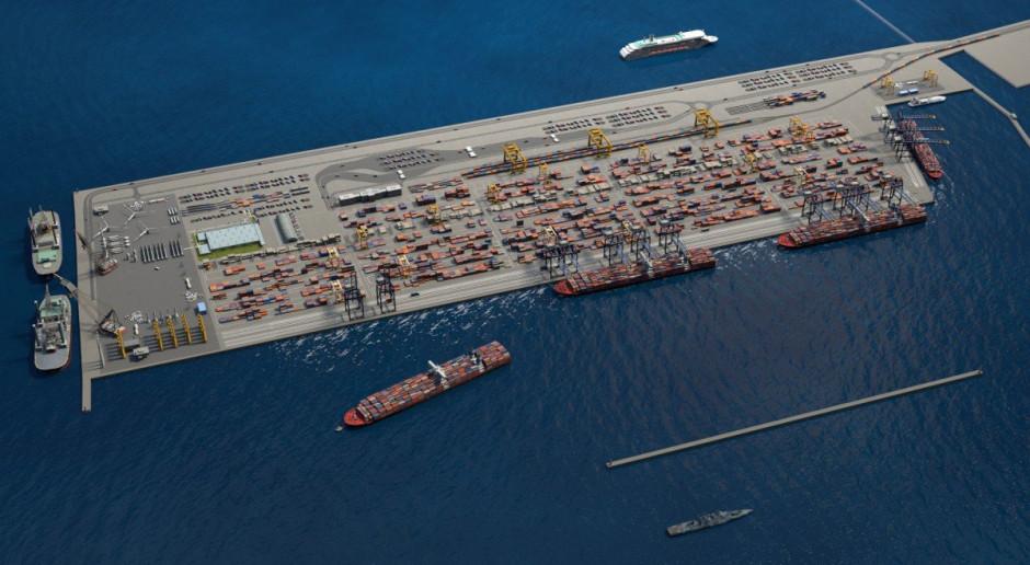 Cztery wnioski od chętnych na budowę i eksploatację Portu Zewnętrznego w Gdyni