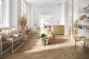 Płytki inspirowane drewnem. Nowa kolekcja polskiego producenta