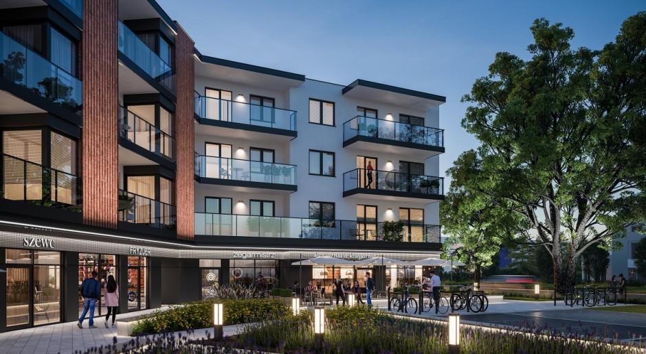 Nowa inwestycja w Gdyni z miejscami sąsiedzkiej integracji