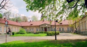 Rusza rewitalizacja pałacu Bobrowskich w Andrychowie