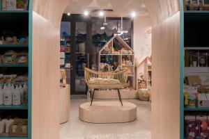 Projektanci z mode:lina zaprojektowali wnętrza sklepu dziecięcego. Zaglądamy do Kokosek Baby Store we Wrocławiu