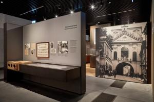 Wystawa stała w Muzeum Józefa Piłsudskiego w Sulejówku otwarta dla odwiedzających