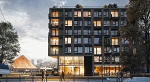 Powstajaca w historycznej części Gdańska inwestycja spod kreski Roark Studio już na ostatniej prostej