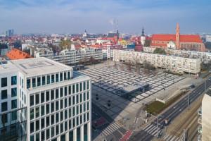 Ekologiczny beton w przestrzeni publicznej oczyści powietrze