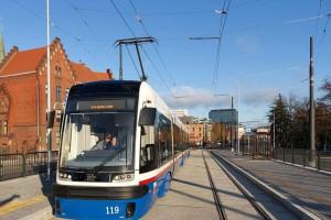 Nowe trasy tramwajowe w Bydgoszczy. Pojedziemy tramwajem przez Szwederowo