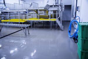 Posadzki żywiczne w szybko rozwijającym się sektorze akwakultury