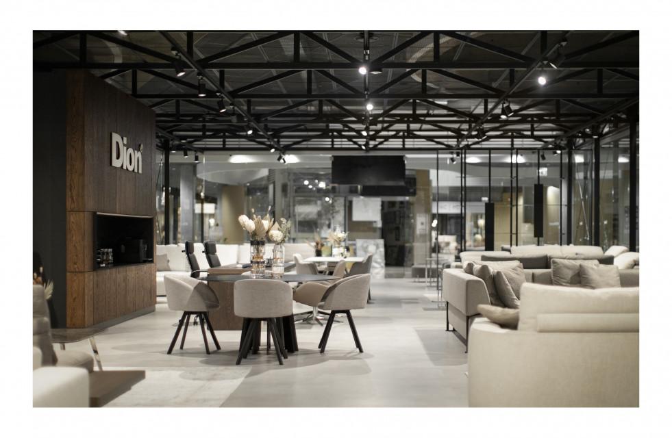 Nowy salon polskiej marki z branży meblowej w warszawskiej Domotece