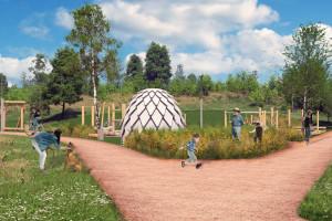 Lublin może mieć park większy od Łazienek Królewskich