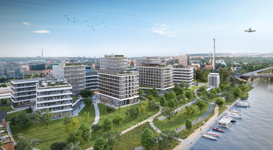 Skanska z projektem mixed-use, który zrewitalizuje poprzemysłowe tereny Pragi