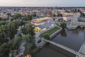 Concordia Design Wrocław w finale międzynarodowego konkursu