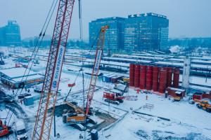 Zaglądamy na budowę stacji Warszawa Zachodnia