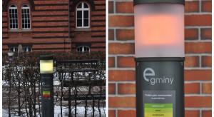 Na kampusie Politechniki Krakowskiej jakość powietrza badają eko-słupki