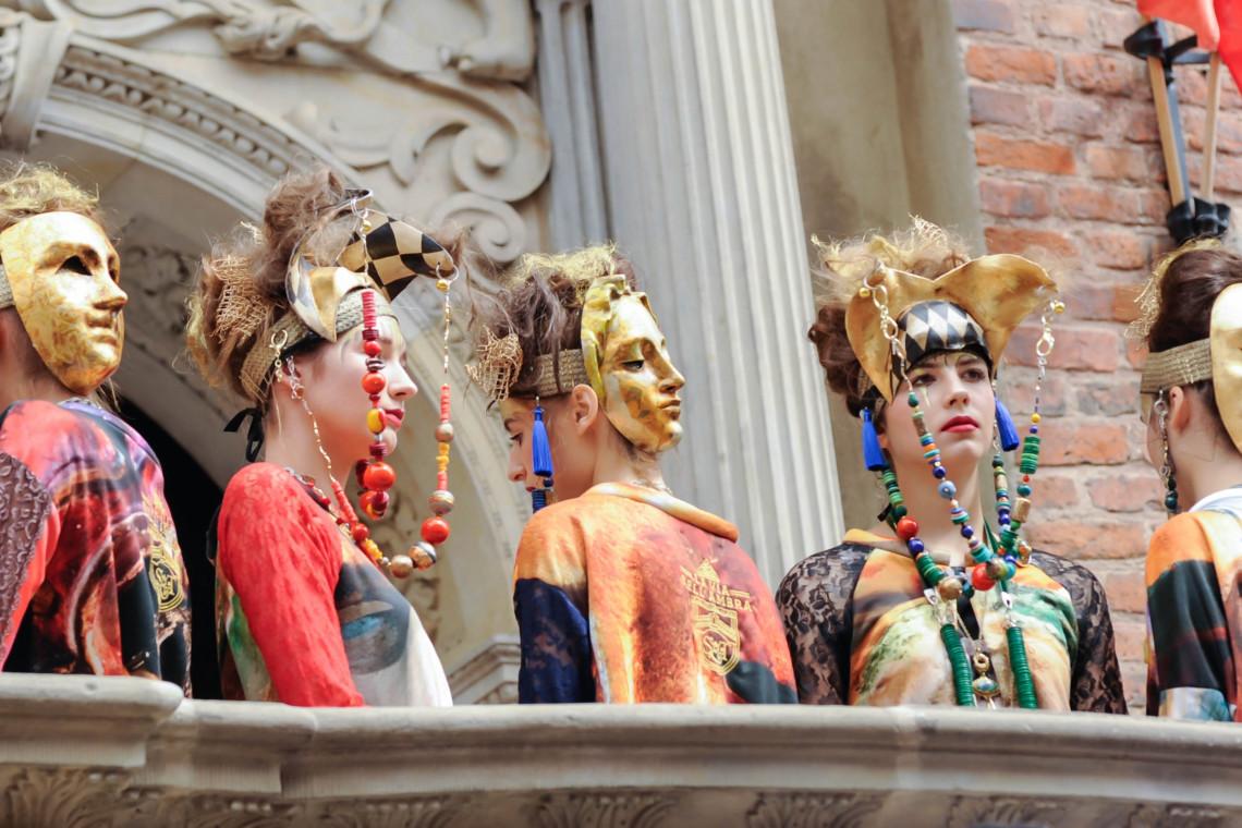 Wenecki karnawał na wystawie w Muzeum Gdańska