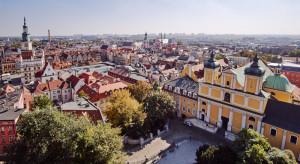 Poznań walczy z nielegalnymi reklamami na zabytkach