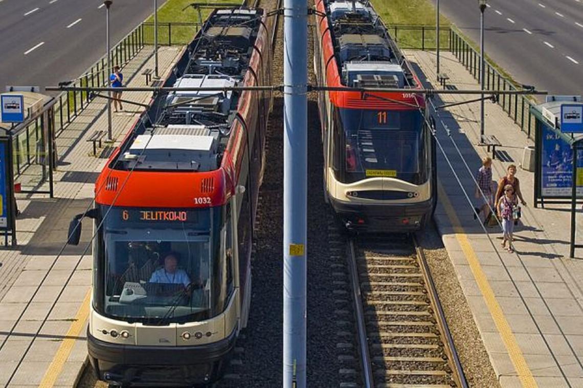 Gdańsk się zmienia. Rusza budowa nowej linii tramwajowej