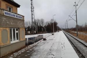 PKP PLK buduje nowe perony w woj. dolnośląskim