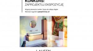Laufen zaprasza do zaprojektowania swojej ekspozycji. Trwa konkurs dla architektów i projektantów
