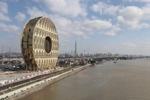 Ikony architektury: Guangzhou Circle projektu włoskiego architekta Josepha di Pasquale