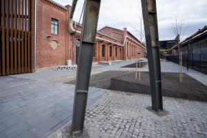 Hala zabytkowej elektrowni Huty Królewskiej w Chorzowie przemieniła się w muzeum