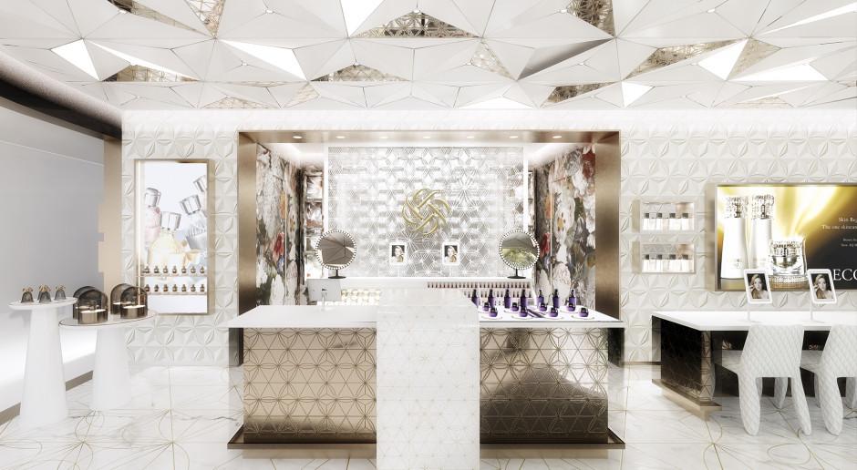 Marcel Wanders zaprojektował concept store luksusowej kosmetycznej marki