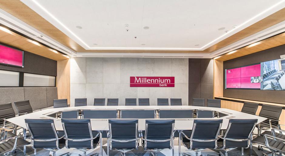 Bank Millenium modernizuje oświetlenie w głównej siedzibie i ogranicza ślad węglowy