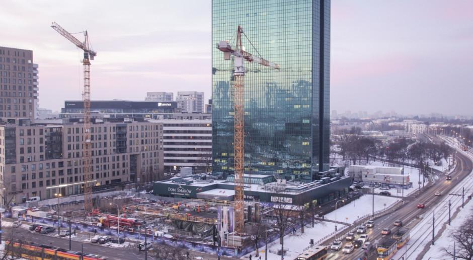 Budowa warszawskiego Intraco Prime nabiera tempa