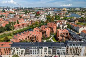 Gdańskie Riverview z nowoczesnym systemem zabezpieczeń